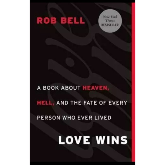 Other - Love Wins by Rob Bell Christian Religion Books